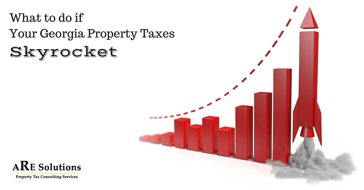 What to do if Your Georgia Property Taxes Skyrocket
