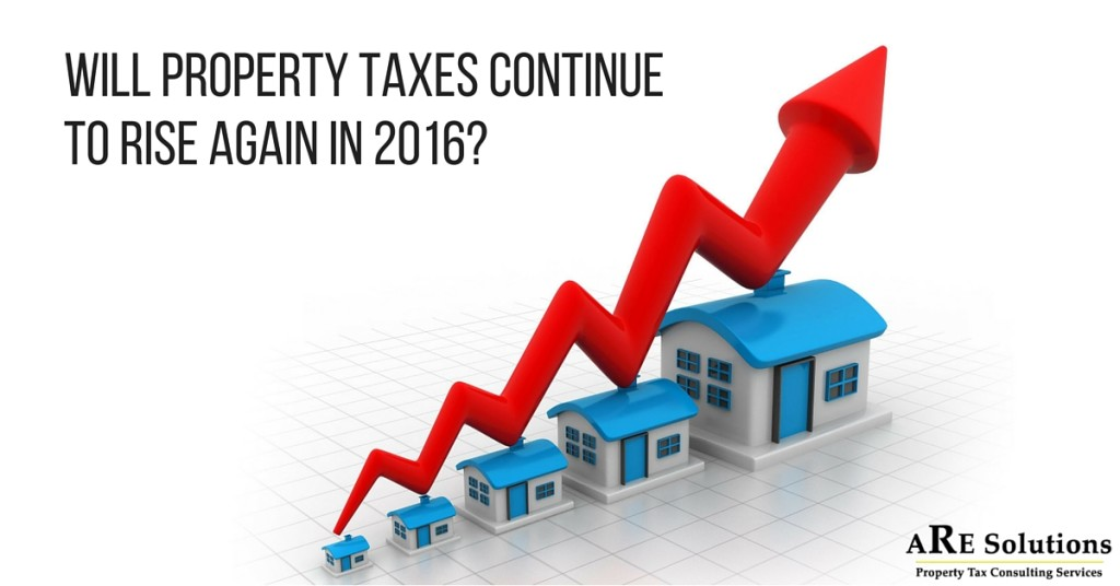 Will Property Taxes Continue to Rise